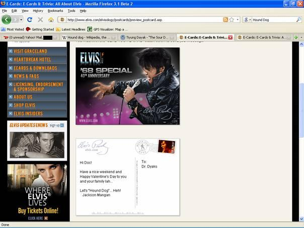 Well, take a closer look… I know that Dyaksblog is another secret fan of Elvis Presley, right…?!